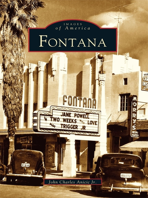 Title details for Fontana by John Charles Anicic Jr. - Available