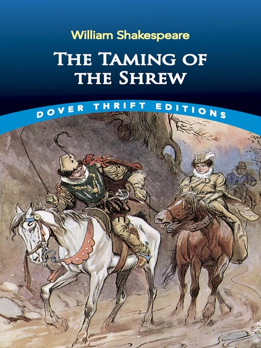 a terrible outlook on life the taming of the shrew by william shakespeare