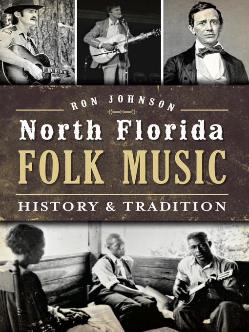 Title details for North Florida Folk Music by Ron Johnson - Available