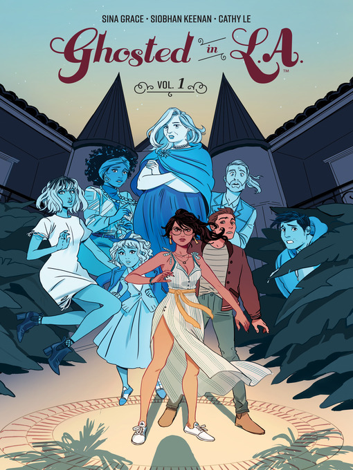 Title details for Ghosted in LA Volume 1 by Sina Grace - Wait list