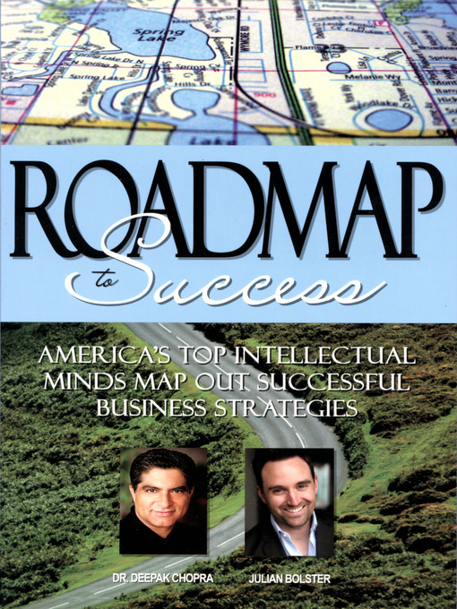 Title details for Roadmap to Success by Julian Bolster - Wait list