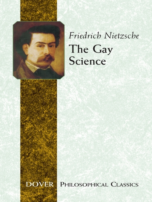 an analysis of friedrich nietzsches the gay science