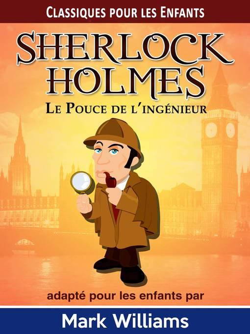 Sherlock holmes adapté pour les enfants