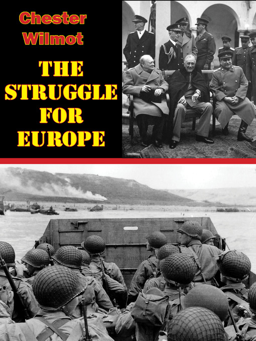 an analysis of the book the struggle for europe by chester wilmot