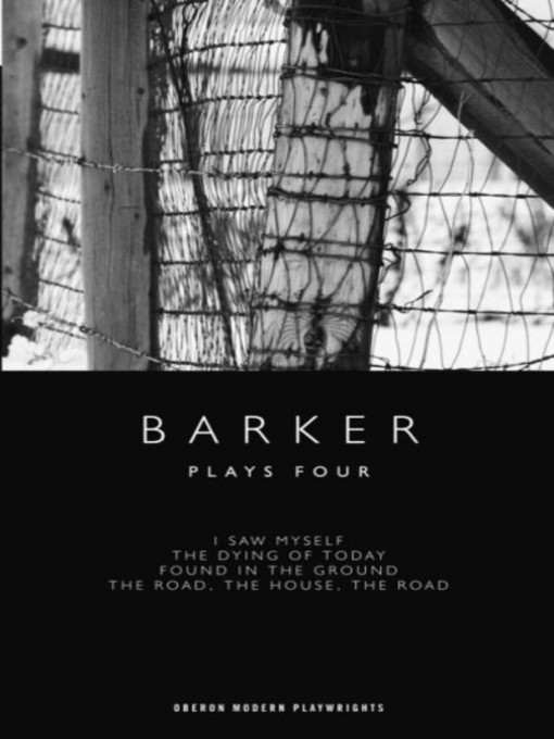 Title details for Barker: Plays Four by Howard Barker - Available