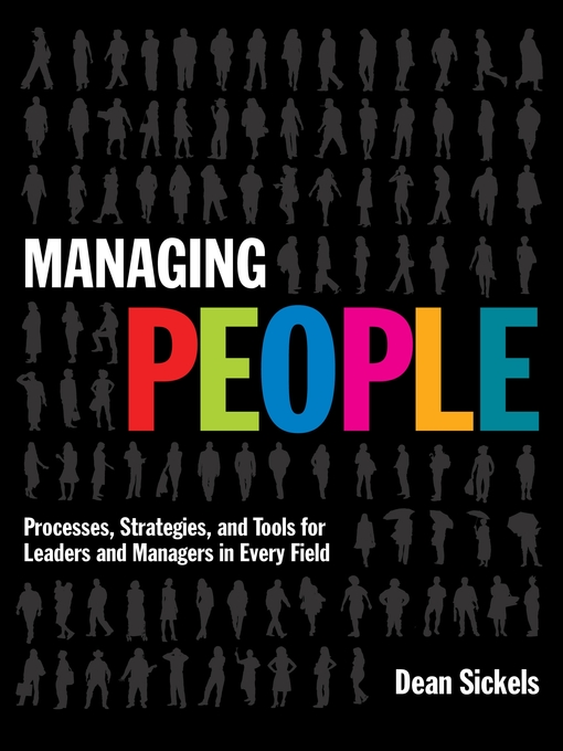 Cover of Managing People