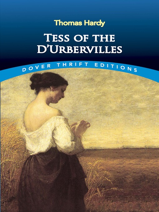 fatalism in tess of the durbervilles a novel by thomas hardy The project gutenberg ebook, tess of the d'urbervilles, by thomas hardy this ebook is for the use of anyone anywhere at no cost and with almost no restrictions whatsoever.