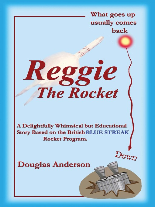 Cover of Reggie The Rocket