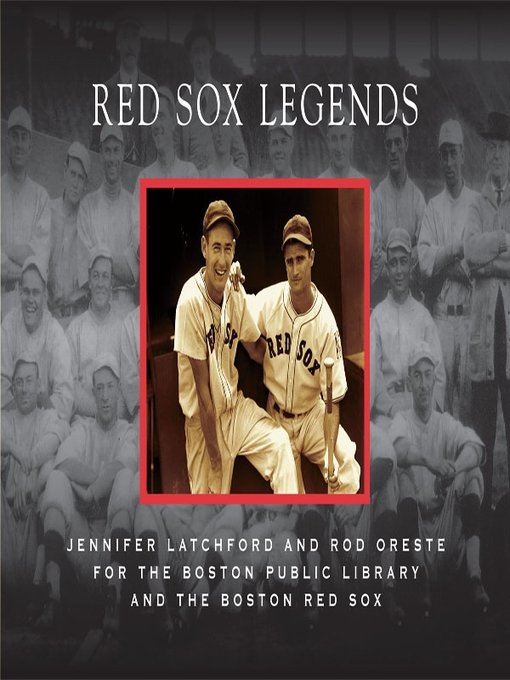 Title details for Red Sox Legends by Jennifer Latchford - Available