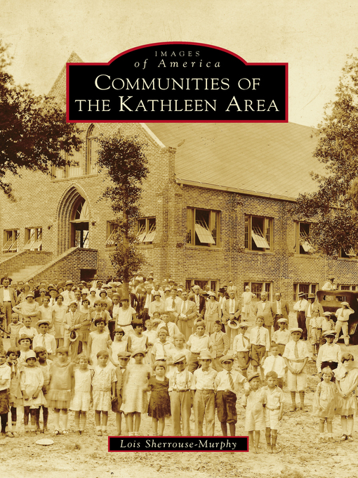 Title details for Communities of the Kathleen Area by Lois Sherrouse-Murphy - Available
