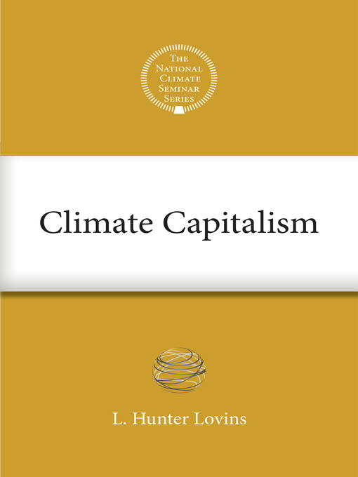 Cover image for Climate Capitalism