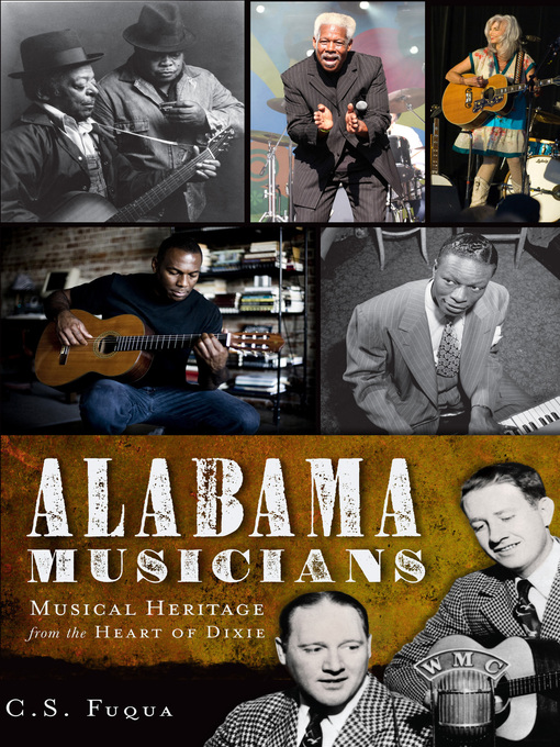 Title details for Alabama Musicians by C.S. Fuqua - Available