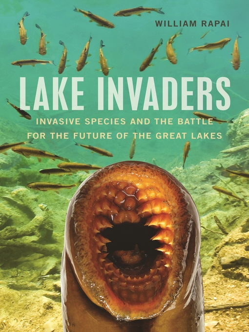 Cover of Lake Invaders