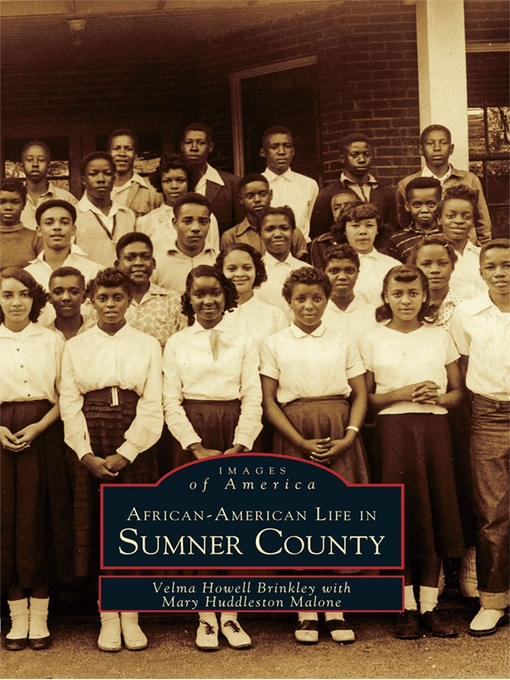 Title details for African-American Life in Sumner County by Velma Howell Brinkley - Available