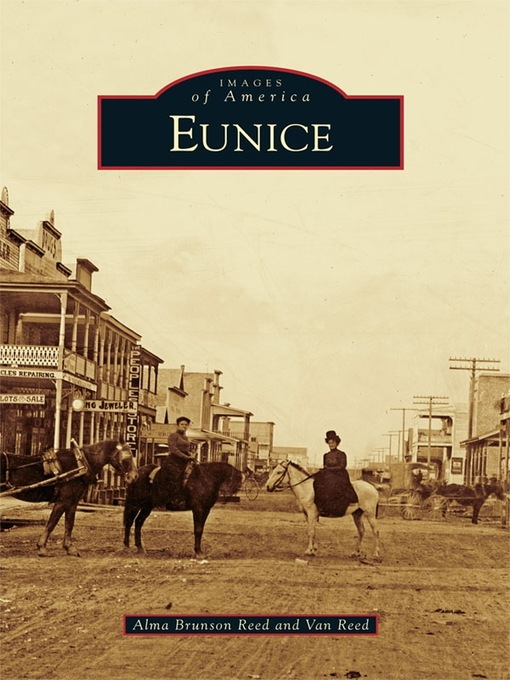 Title details for Eunice by Alma Brunson Reed - Available