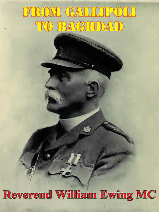Cover of From Gallipoli to Baghdad