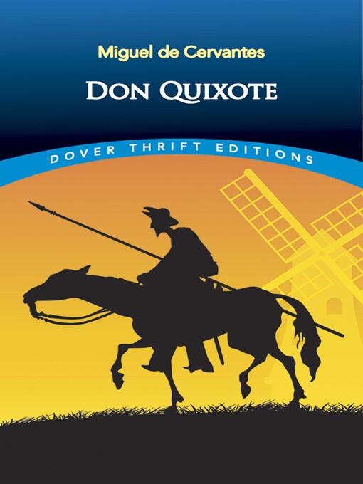 Title details for Don Quixote by Miguel De Cervantes - Available