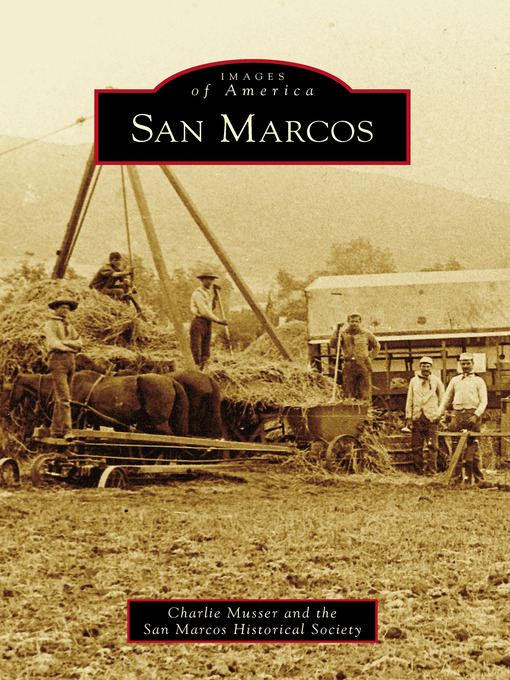 Title details for San Marcos by Charlie Musser - Available