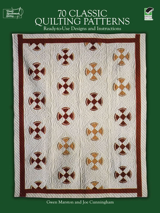 Title details for 70 Classic Quilting Patterns by Gwen Marston - Available