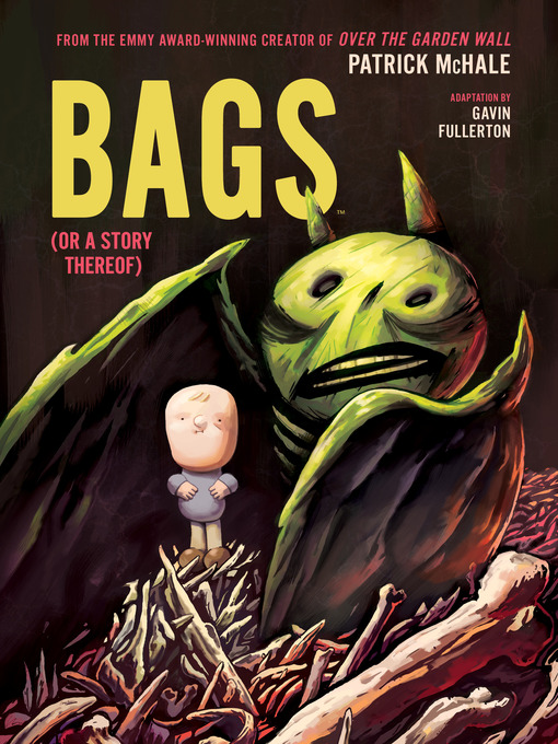 Title details for BAGS (or a story thereof) by Patrick McHale - Available