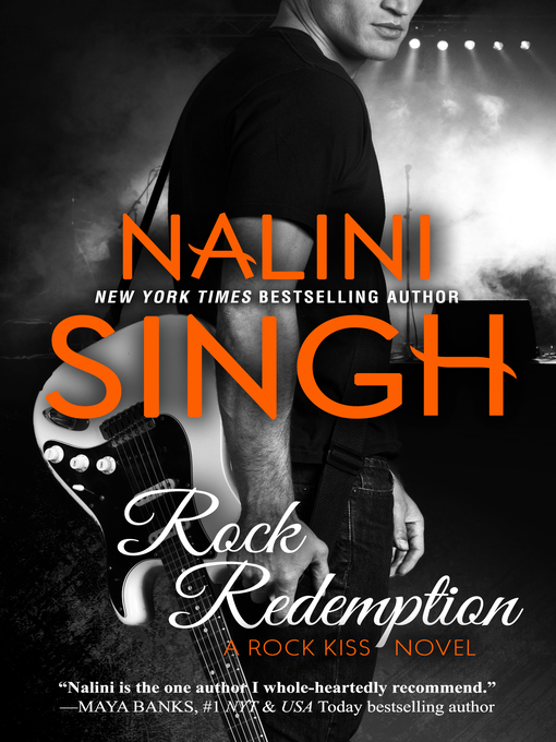 Title details for Rock Redemption by Nalini Singh - Wait list