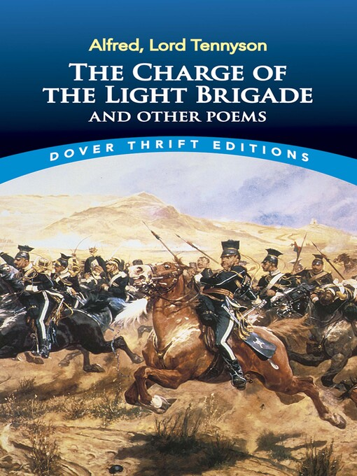 Cover of The Charge of the Light Brigade and Other Poems