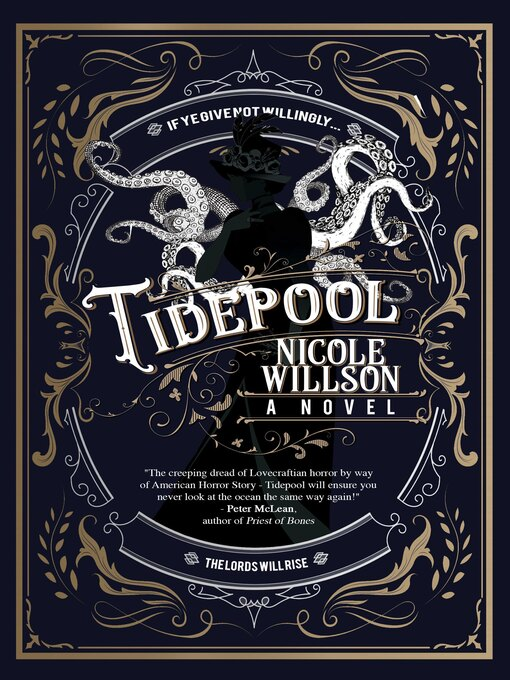 Title details for Tidepool by Nicole Willson - Wait list