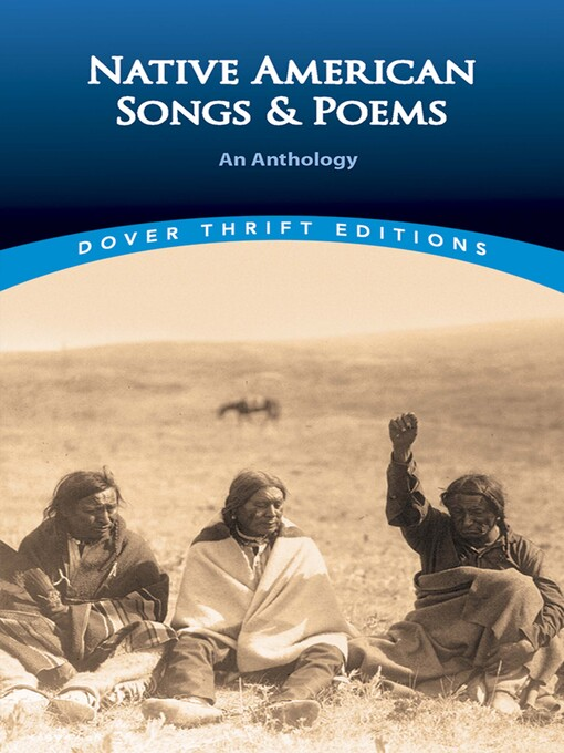 Cover of Native American Songs and Poems