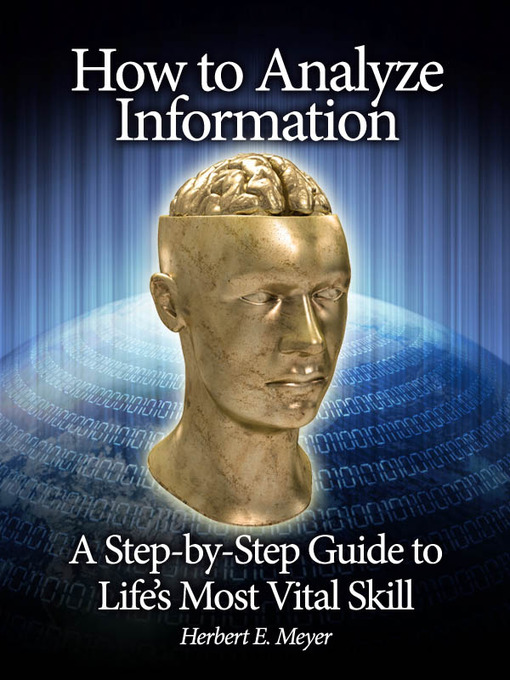 Title details for How to Analyze Information by Herbert E. Meyer - Available