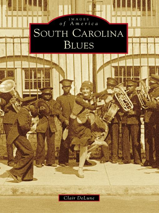 Upplýsingar um South Carolina Blues eftir Clair DeLune - Til útláns