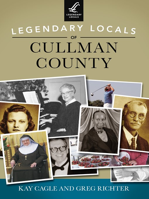 Title details for Legendary Locals of Cullman County by Kay Cagle - Wait list