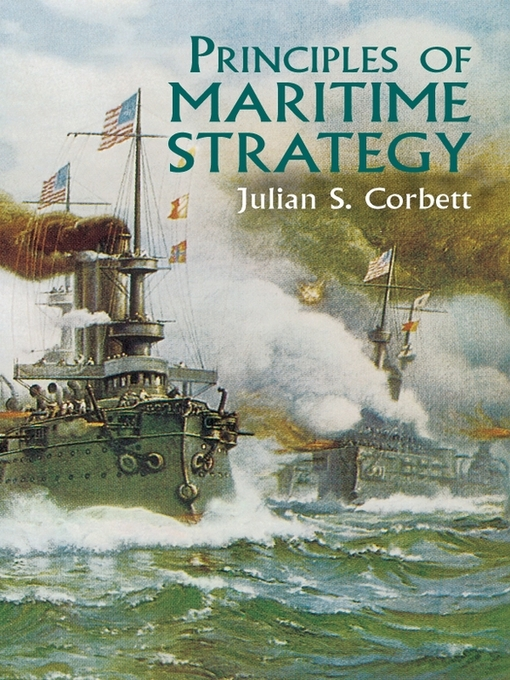 Cover of Principles of Maritime Strategy