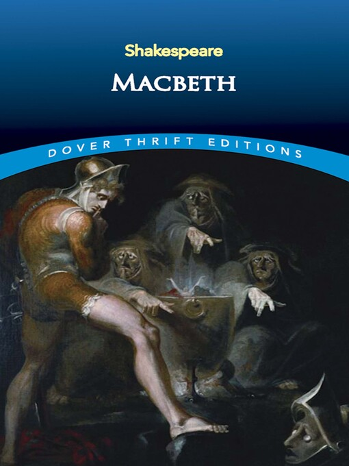 a description of macbeth as one of the greatest of shakespeares tragedies William shakespeare: comedies, histories, and he wrote and the length of each one devoted to each of the four greatest tragedies, hamlet.