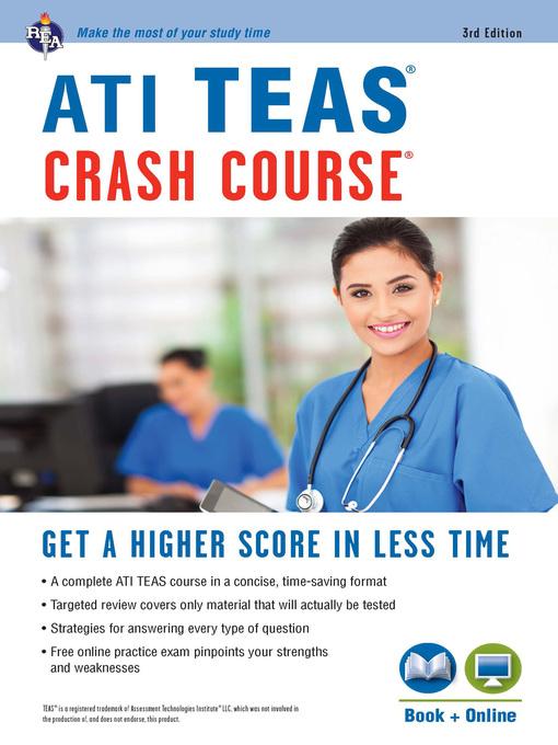 Title details for ATI TEAS Crash Course®  Book + Online by John Allen - Available