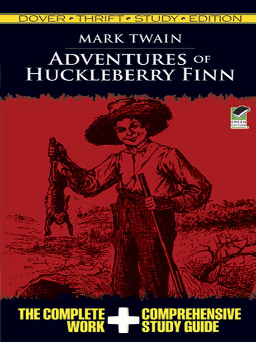a review of mark twains book adventures of huck finn The adventures of huckleberry finn, by mark twain, is a book about huckleberry finn, the namesake of the book continuing the events of the last book the adventures of tom sawyer, huck is living with widow douglas, who has adopted him.
