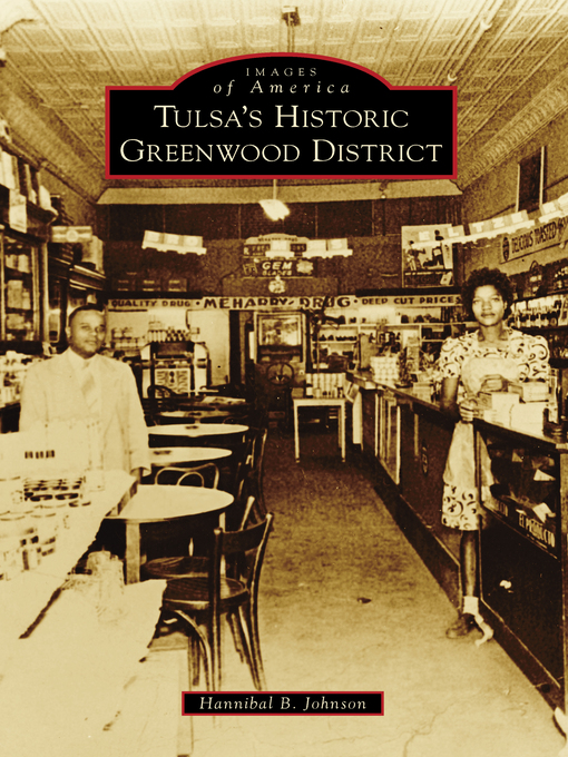 Title details for Tulsa's Historic Greenwood District by Hannibal B. Johnson - Wait list