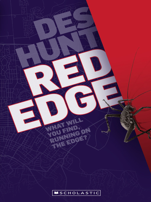 Title details for Red Edge by Des Hunt - Available