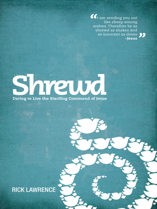 Title details for Shrewd by Rick Lawrence - Available