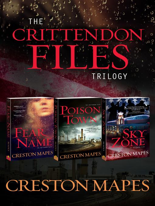 Title details for The Crittendon Files Trilogy by Creston Mapes - Wait list