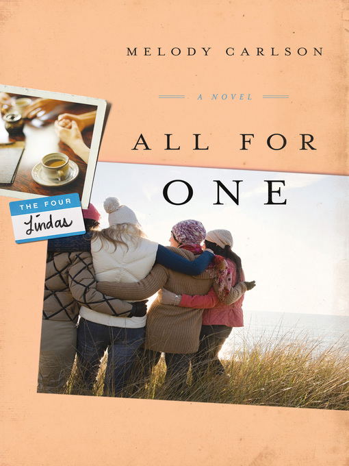 Title details for All for One by Melody Carlson - Wait list
