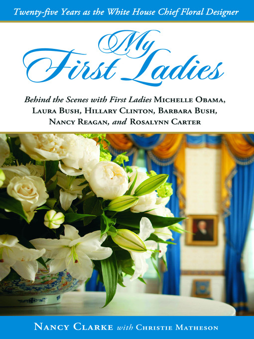 Title details for My First Ladies by Nancy Clarke - Available
