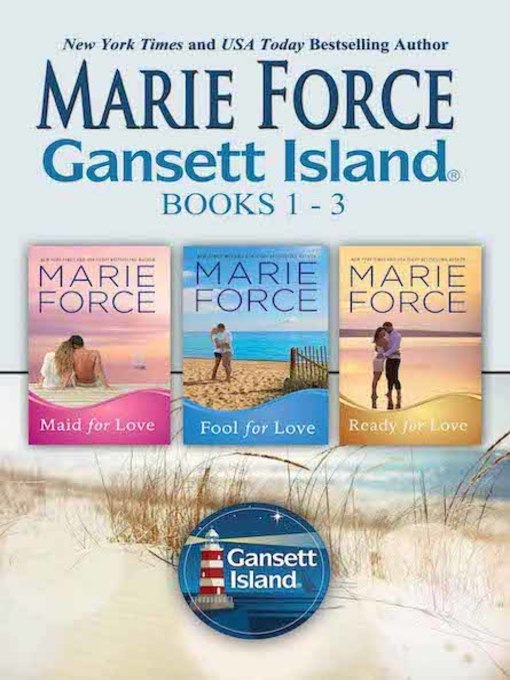 Title details for McCarthys of Gansett Island Boxed Set by Marie Force - Available