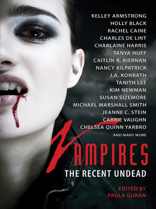 Title details for Vampires by Paula Guran - Available