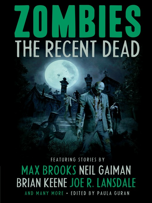 Title details for Zombies by Paula Guran - Available
