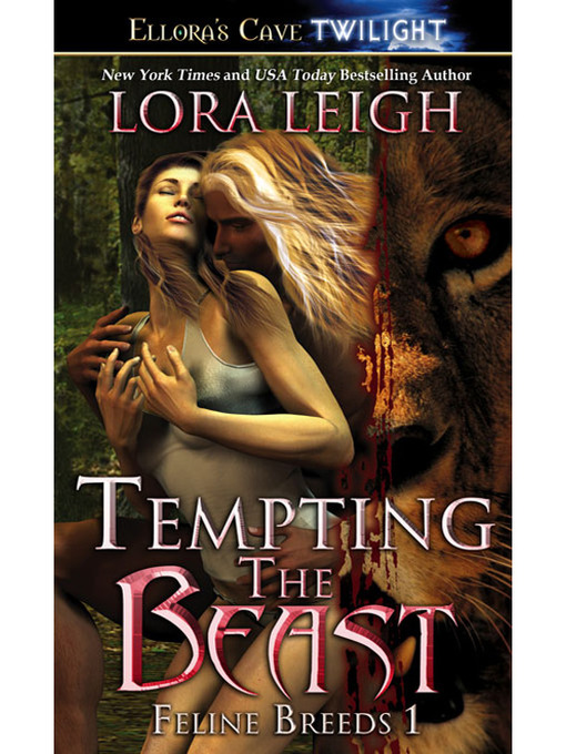 Title details for Tempting the Beast by Lora Leigh - Wait list