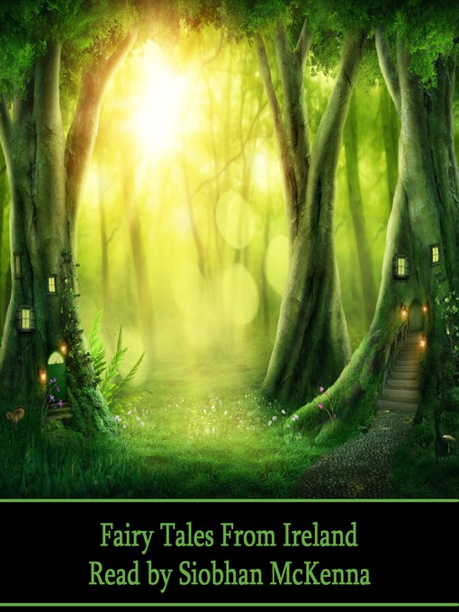Cover of Fairy Tales from Ireland
