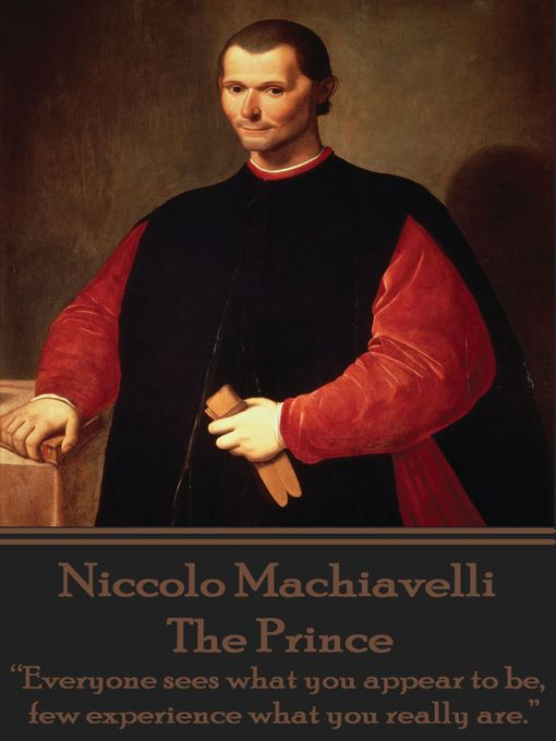 a comparison of machiavelli and the president