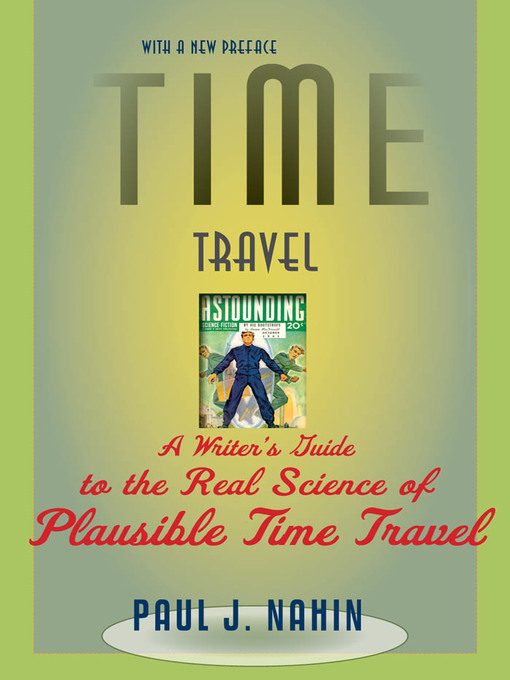 Cover image for Time Travel
