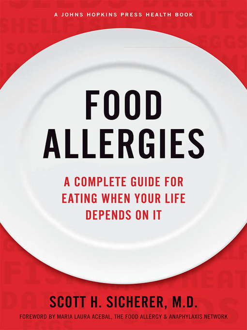 Title details for Food Allergies by Scott H. Sicherer - Available