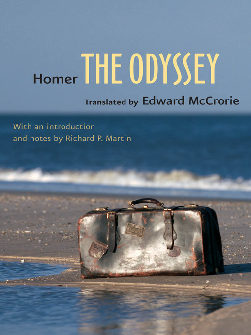 Title details for The <I>Odyssey</I> by Homer - Available